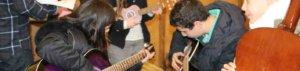 Atelier musique internat college et primaire