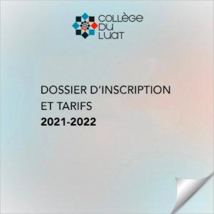 Tarifs college primaire internat 2021 2022