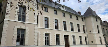 Chateau et Internat renovés